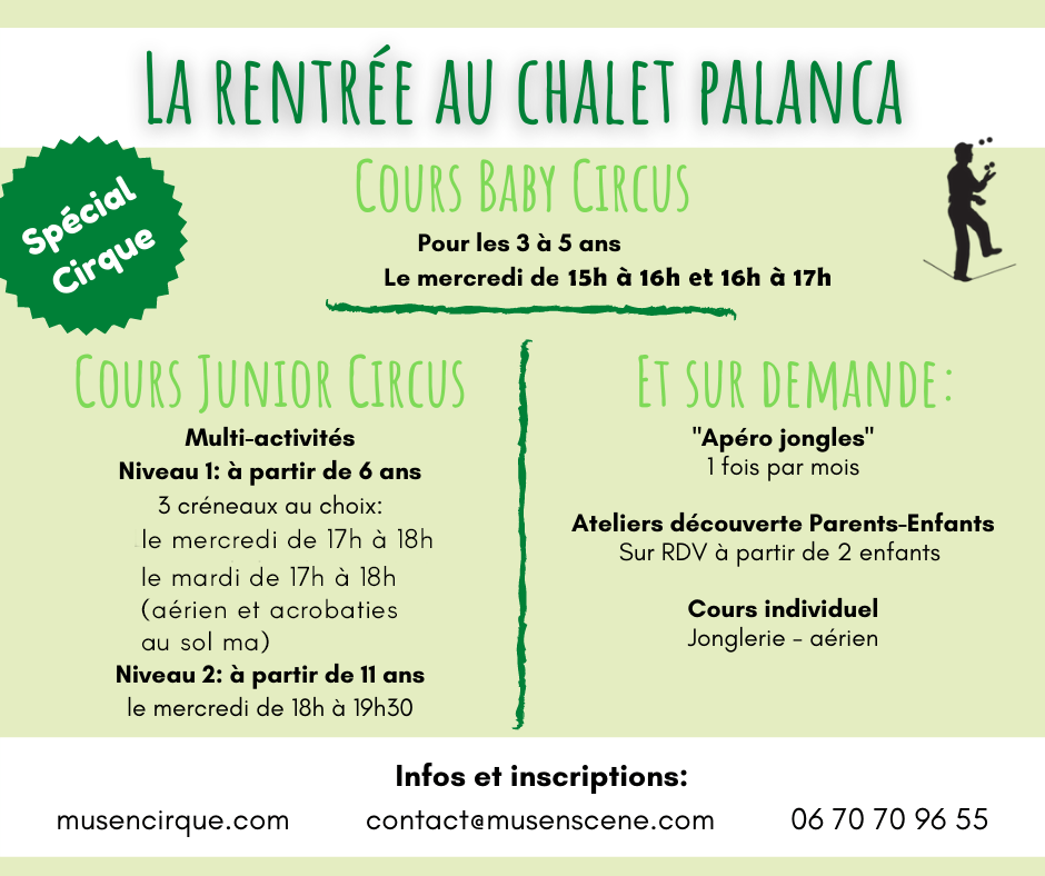 Cours & Stage
